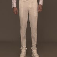丰雷定制 新郎装系列 19S-601DK 裤子