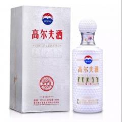 贵州茅台酒高尔夫绅士级53度500ml/瓶酱香型白酒
